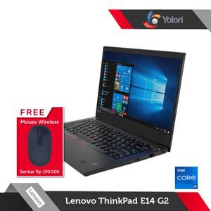Lenovo ThinkPad E14-HID G2 i7-1165G7 8GB 512GB Nvidia MX450 Win 10 Pro