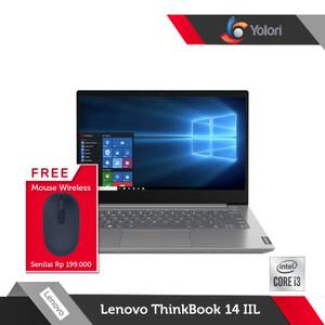 Lenovo Ideapad 3-14IML05 i3-10110U 4GB 256GB Intel UHD Win 10 + OHS