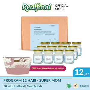 Realfood Super Mom