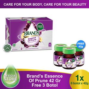 Brand's Essence of Prune 42 Gr Free 3 Botol