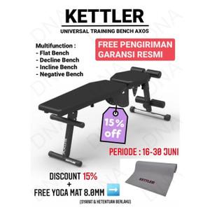 Universal Training Bench KETTLER AXOS / Multi Bench AXOS - ORIGINAL