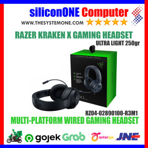 RAZER Kraken X Multi-Platform Wired Gaming Headset 7.1