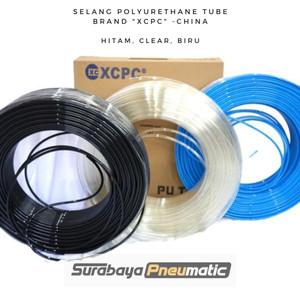 "Selang polyurethane 8 X 5 MM ""XCPC"" ~ PU 0805 (PU pneumatic)"