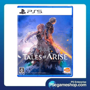PS5 Tales of Arise (R3/English)