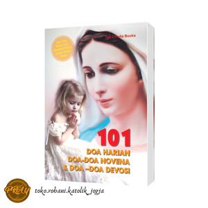 BUKU Doa Katolik 101 DOA HARIAN