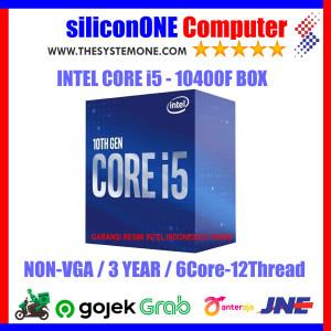 Intel Processor Core i5-10400F BOX