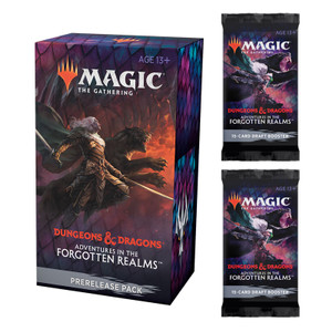 Magic the Gathering | Adventures in the Forgotten Realms | Pre Release