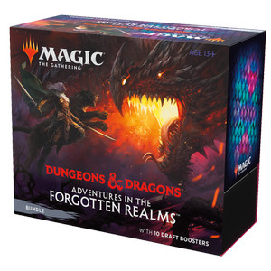 Magic the Gathering | Adventures in the Forgotten Realms | Bundle Pack