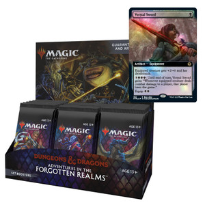Magic the Gathering | Adventures in the Forgotten Realms | Set Booster