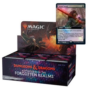 Magic the Gathering | Adventures in the Forgotten Realms | Booster Box