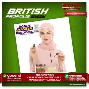 BRITISH PROPOLIS KIDS / PROPOLIS ANAK / 100% ORIGINAL / PRODUK INGGRIS