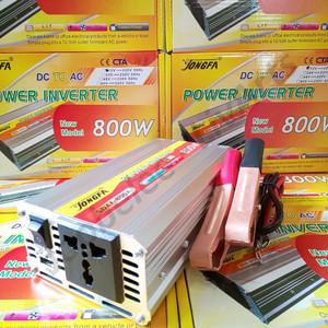 Power Inverter 800 Watt 800W DC12V AC220V Perubah Arus Listrik DC AC