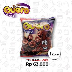 Guero Rasa Cokelat (1 Kotak 120 Bks)