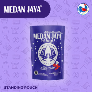 Medan Jaya 'Ini Lagi' Rasa Udang Bakar (Kemasan Standing Pouch)