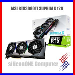 MSI RTX3080Ti SUPRIM X 12G RTX 3080 Ti 3080TI RTX3080