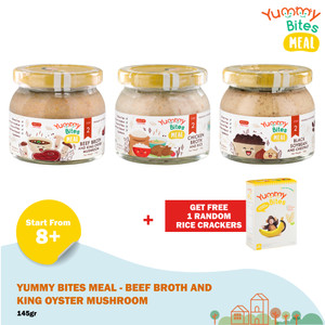 Bundling Yummy Bites Meal - STEP 2