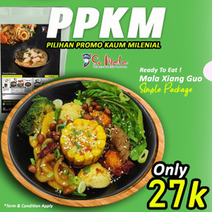 PPKM PROMO READY TO EAT