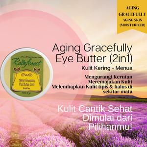 Aging Gracefully + Eye Cream Butter 15ml