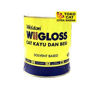Cat Kayu Besi WiiGloss 0.9 Liter