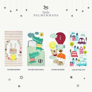 LITTLE TERRY Baby Towel - Handuk Bayi Palmerhaus