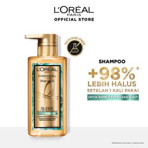 L'Oreal Paris Extraordinary Oil Premium Shampoo Sleek - 440ml