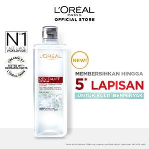 L'Oreal Paris Revitalift Crystal Purifying Micellar Water 400ml