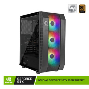 COC GAMER'S BOX V25.0 GeForce GTX 1660 SUPER - Paket PC Rakitan