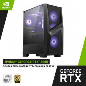 COC STREAMER'S BOX V13.1 GeForce RTX 3060 - Paket PC Rakitan Streamer