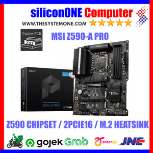 MSI Z590-A PRO Z590