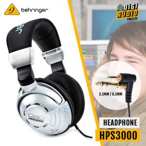 Behringer HPS3000 ( HPS 3000 ) Studio Headphone