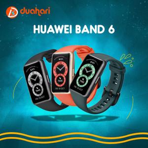 HUAWEI Band 6 AMOLED SPO2 Smartband 96 Mode Olahraga