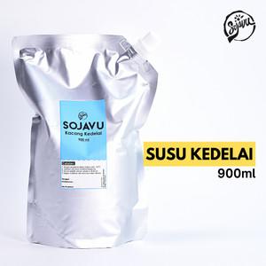 Sojavu Soymilk / Susu Kedelai - Original (Pouch)