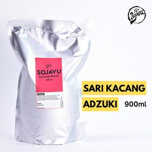 Sojavu Red Bean / Sari Kacang Merah - Original (Pouch)