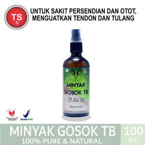 IBEX Minyak Gosok TB - Minyak Pijat, Nyeri Sendi, Pegal Linu, Rematik