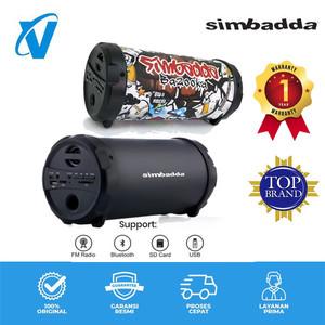 Simbadda Music Player CST 800N