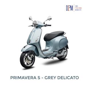 VESPA PRIMAVERA S 150 I-GET ABS - GREY DELICATO