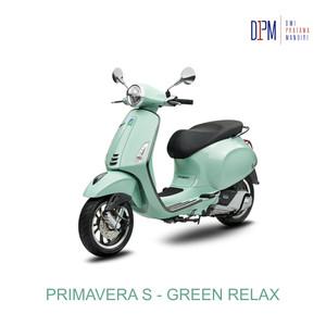 VESPA PRIMAVERA S 150 I-GET ABS - GREEN RELAX
