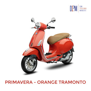 VESPA PRIMAVERA 150 I-GET ABS - ORANGE TRAMONTO