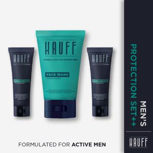 HAUFF Men's Protection Set Plus+