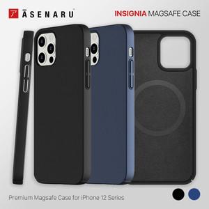 Asenaru iPhone 12/Pro/Max/Mini Case Insignia Magsafe Casing