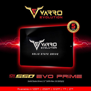 "SSD VARRO 256GB 2,5"" SATA"