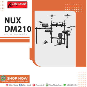 Drum Electric NUX DM210