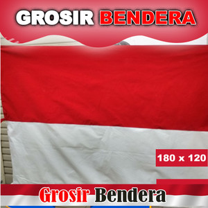Bendera Merah Putih 180 x 120