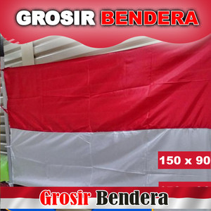 Bendera Merah Putih 150 x 90