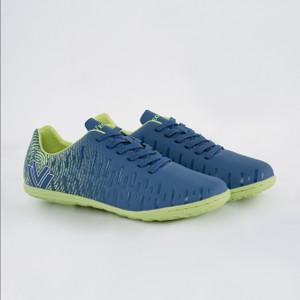 Vegeto Sepatu Futsal Thunder Indoor Blue Neon
