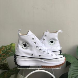 Converse Run Star Hike High White/White