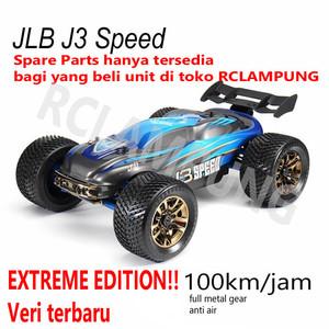 JLB Racing J3 1/10 RTR Brushless Monster Truck Extreme Edition