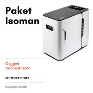 [Ready] Yuwell 300 HomeCare Oxygen Concentrator | Mesin Oksigen Rumah