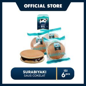 Bolu Susu Lembang Surabiyaki Saus Cokelat