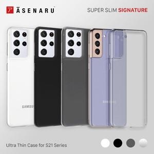 Asenaru Galaxy S21/Plus/Ultra Case Super Slim Signature Casing
